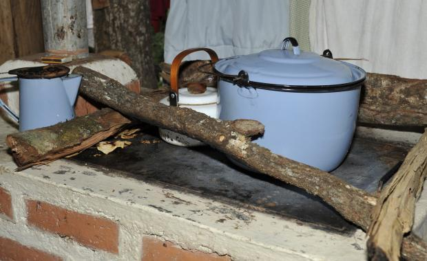 We teach users to dry the wood on their stoves so it burns more efficiently.